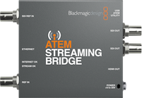 Futon Boutique ATEM Streaming Bridge