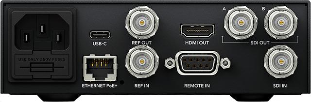 Hyperdeck Studio Mini Enregistreurs De Studio Atreid