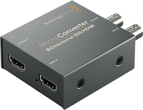 BMD Micro Converter BiDirect SDI/HDMI