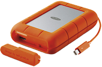 Futon Boutique LaCie Rugged RAID 4To
