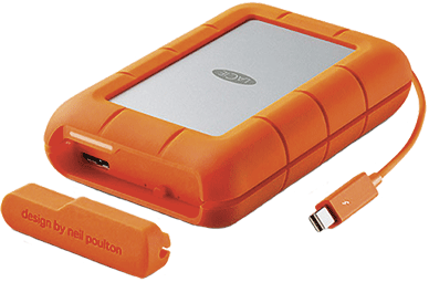 LaCie Rugged RAID 4To