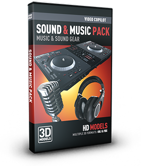 VCP Sound & Music Pack