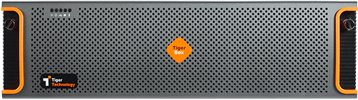 Tiger Box Expansion 192 TB