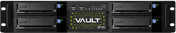 GB Labs VAULT LTO7 with 1 Drive and Dual 10/40Gbe ports